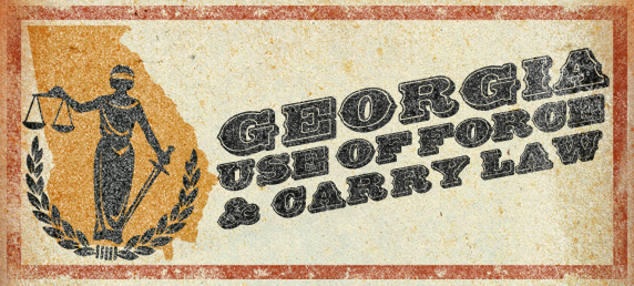 Georgia Use of Force and Firearms Carry Laws @ Governors Gun Club | Powder Springs | Georgia | United States