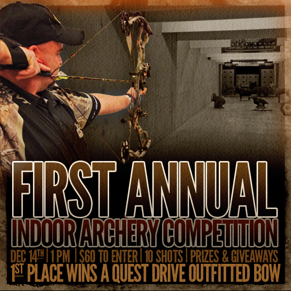 FIRST ANNUAL Indoor Archery Competition @ Governors Gun Club | Powder Springs | Georgia | United States