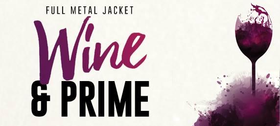 Full Metal Jacket Wine & Prime @ Governors Gun Club | Oakland | Iowa | United States