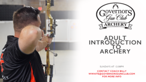 Introduction to Archery Adult @ Governors Gun Club Kennesaw | Kennesaw | Georgia | United States