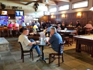 Governors Gun Club Powder Springs Lounge