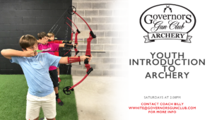 Introduction to Archery Youth @ Governors Gun Club Kennesaw | Kennesaw | Georgia | United States