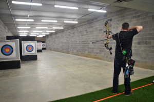Governors Gun Club Indoor Archery Range