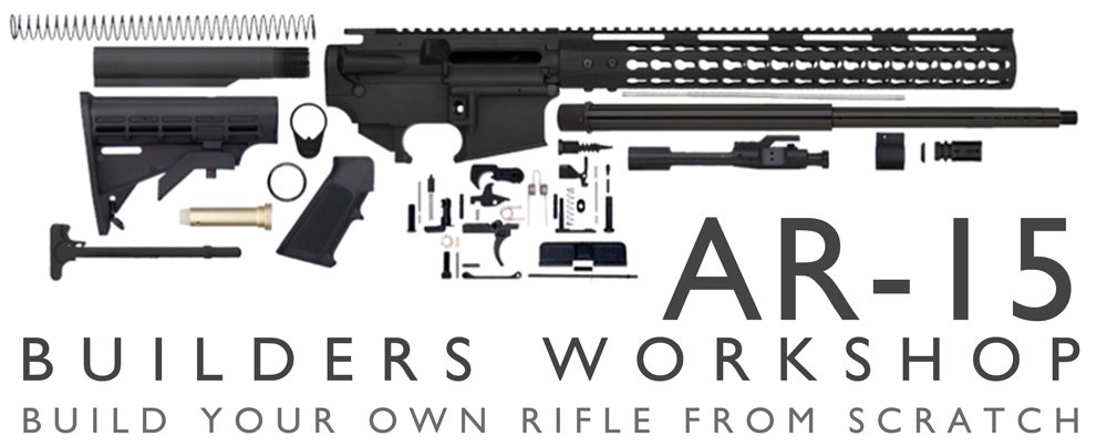 AR-15 Builders Workshop @ Governors Gun Club Powder Springs