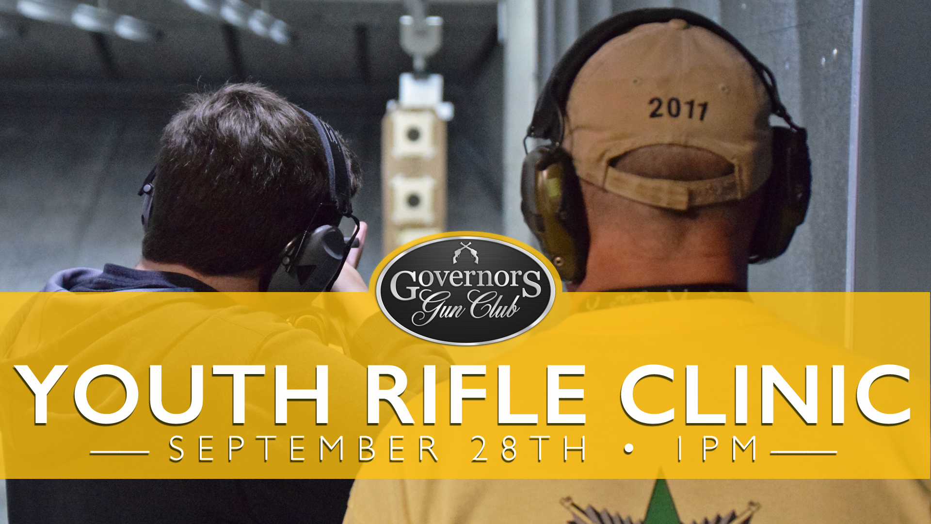 Youth Rifle Clinic @ Governors Gun Club Kennesaw