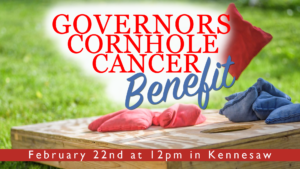 Cornhole Cancer Benefit @ Governors Gun Club Kennesaw